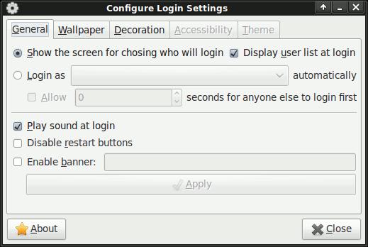 Configuración de GDM2: recupere el control de su inicio de sesión de Ubuntu Lucid