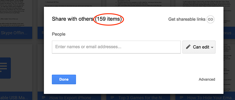 Cómo ver el número de archivos en una carpeta de Google Drive [Consejos rápidos]