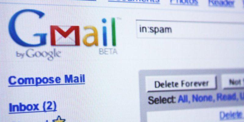 Cómo bloquear los correos electrónicos no deseados en Gmail