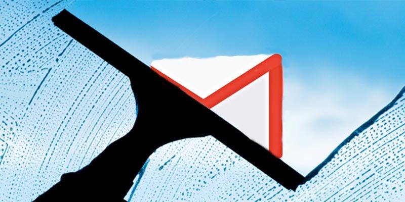 Cómo limpiar y gestionar la bandeja de entrada de Gmail