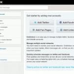 GrabInbox administra sus cuentas sociales en un solo lugar y le permite programar mensajes
