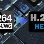 ¿Qué es el H.265 y por qué es mejor que el H.264?