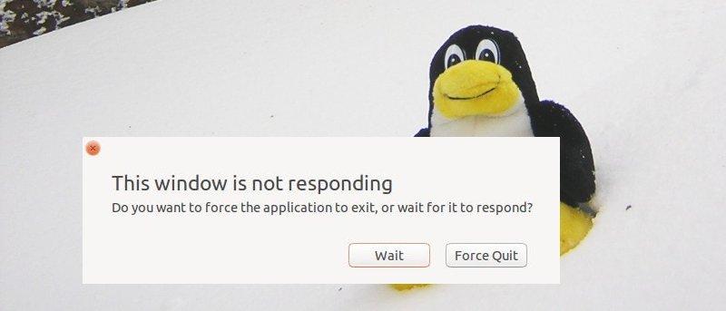 Cómo manejar los congelamientos de AppOS en Linux