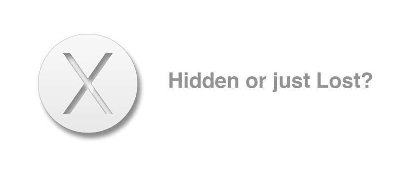 7 funciones ocultas u olvidadas en OS X