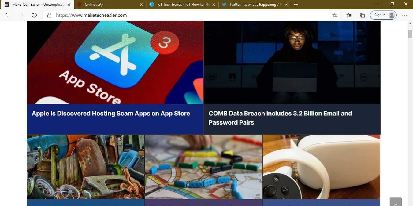 Cómo abrir rápidamente varios sitios en Windows 10