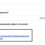 Cómo crear una firma HTML en Mail para OS X