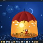 Cómo conseguir una barra de tareas similar a la de Dock en KDE con Iconos de Tareas