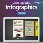 Cómo construir infografías interactivas con infogram