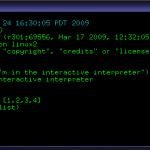 Una introducción básica a Python 3