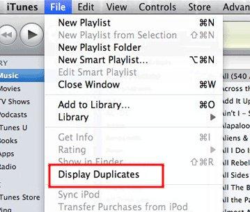 Cómo eliminar duplicados en iTunes (y no solo por nombre)!)