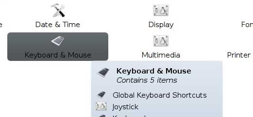 Cómo configurar los accesos directos personalizados en KDE