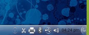 Vista previa de KDE 4.5