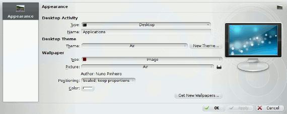 Cómo personalizar su escritorio KDE con KDE-Look.org
