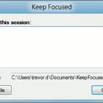 Mantener enfocado: una aplicación de administración de tiempo todo en uno [Windows]