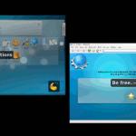 Vista previa de KDE Plasma para netbooks