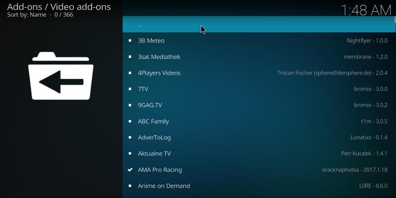 Los mejores complementos legales de Kodi para transmitir medios en la televisión