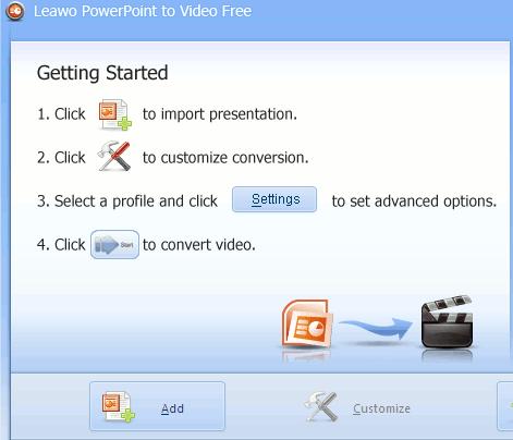 Cómo convertir presentaciones de Powerpoint en vídeos
