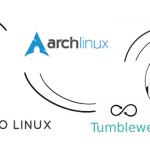 El modelo de lanzamiento rodante de Linux