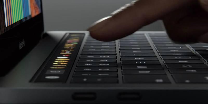 Las cosas más útiles que puede hacer con la nueva barra táctil del Macbook Pro