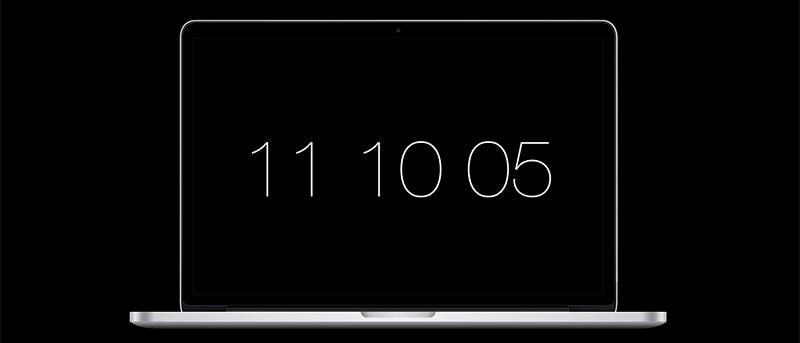 Cómo averiguar el tiempo de actividad de su Mac