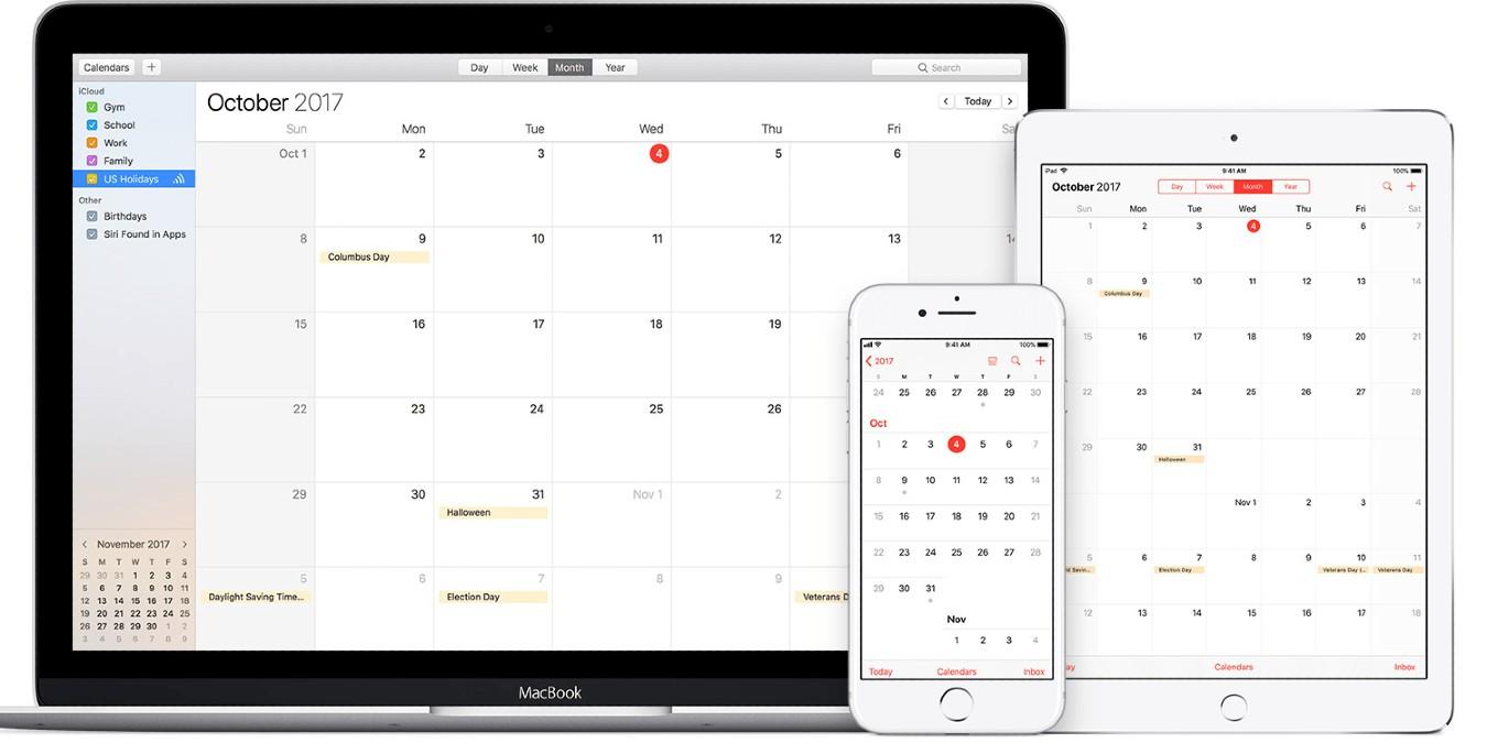 Cómo dominar el calendario de macOS