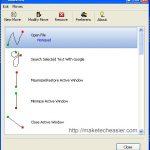 Controle el escritorio de Windows con gestos del ratón