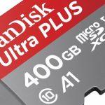 Cómo una tarjeta MicroSD puede almacenar hasta 400 GB de datos