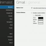 Gmail minimalista reduce su Gmail al mínimo y más