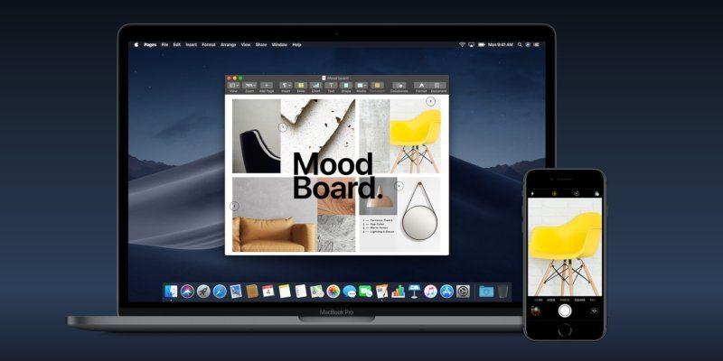 Cómo activar la función de continuidad de macOS Mojave en su Mac más antiguo