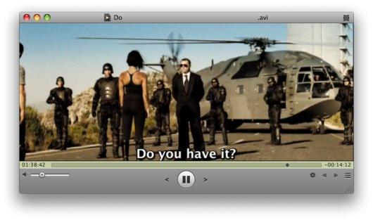 Movist - Pronto será el mejor reproductor de películas para Mac