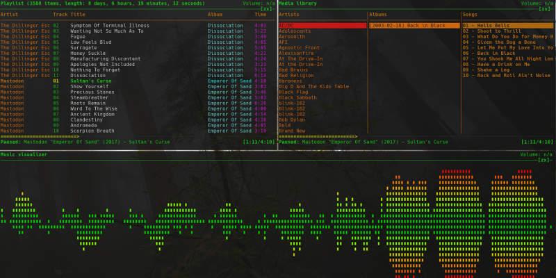 Cómo reproducir música desde la línea de comandos de Linux