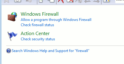 tecnologiafacil.org Explica: Cómo funciona el cortafuegos (Windows)