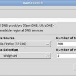 Namebench le ayuda a navegar más rápido por la web