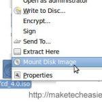 Ubuntu: Cómo montar archivos iso, Bin y Cue directamente desde Nautilus