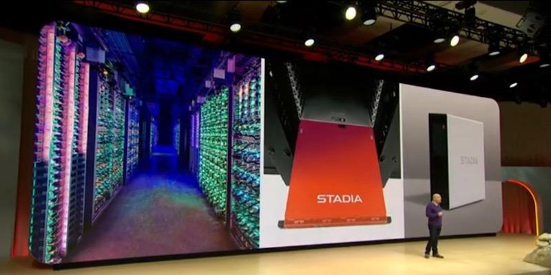 Google anuncia el servicio de retransmisión de partidos en estadios