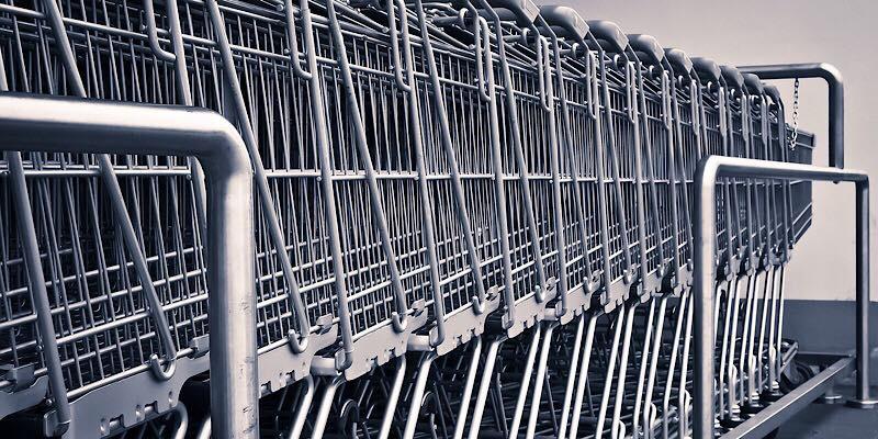 Walmart crea carros de la compra para espiarte