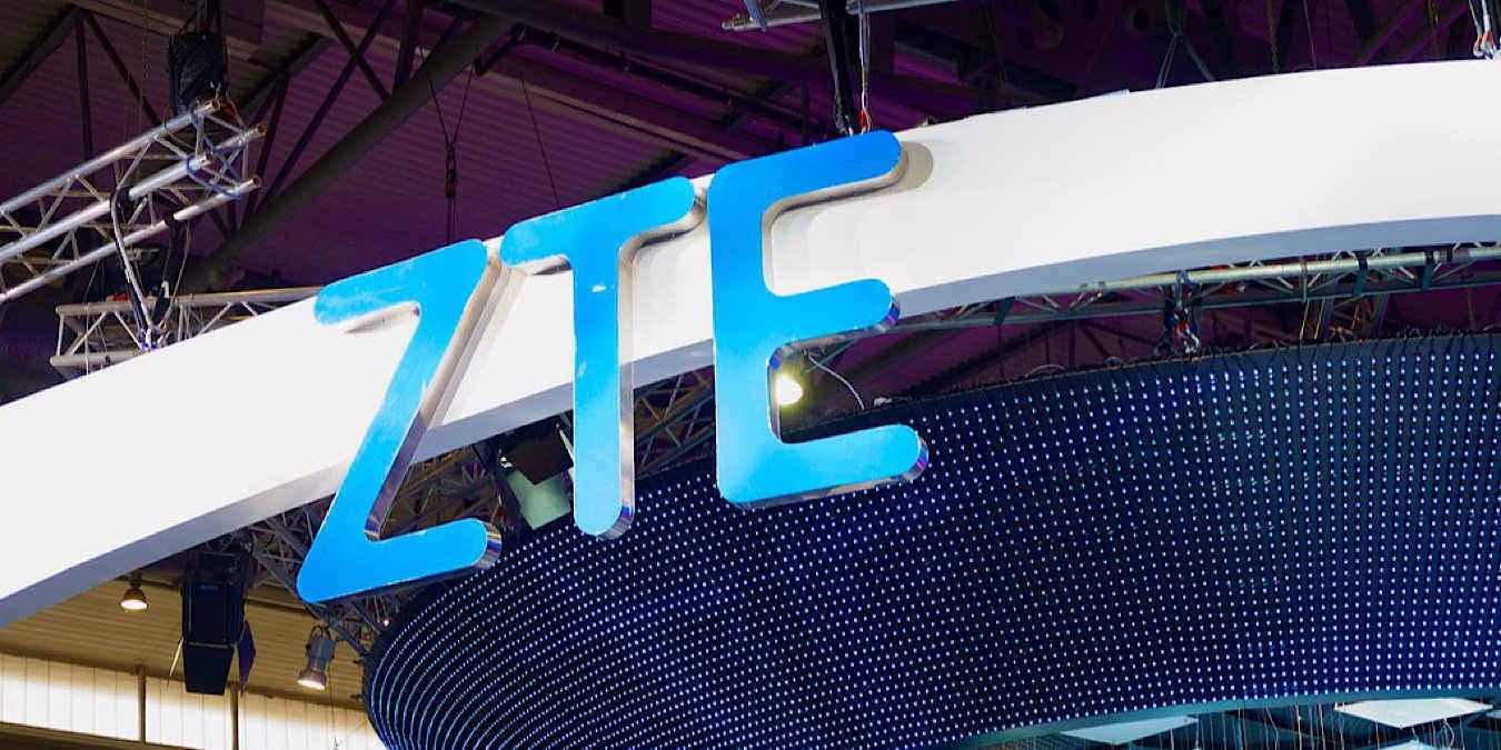 ZTE lanzará el primer teléfono con cámara frontal bajo la pantalla.