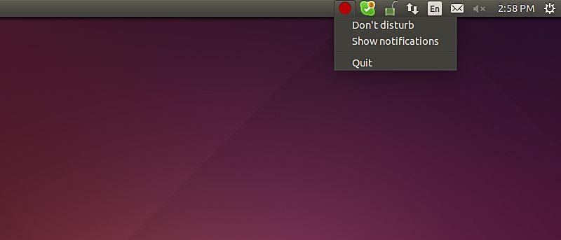 Cómo desactivar las notificaciones en Ubuntu utilizando NoNotifications