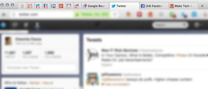 Mostrar los recuentos de notificaciones en las pestañas ancladas en Chrome