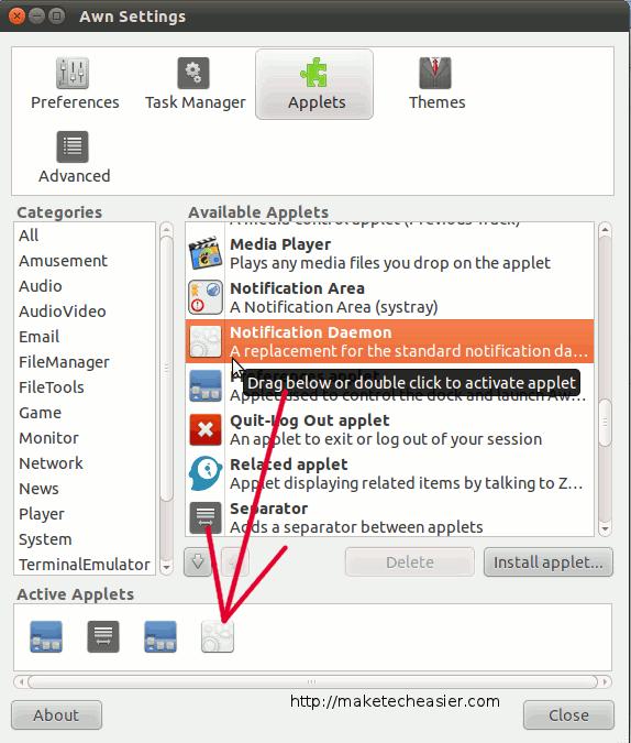 2 maneras de hacer que las notificaciones de Ubuntu sean más fáciles de usar
