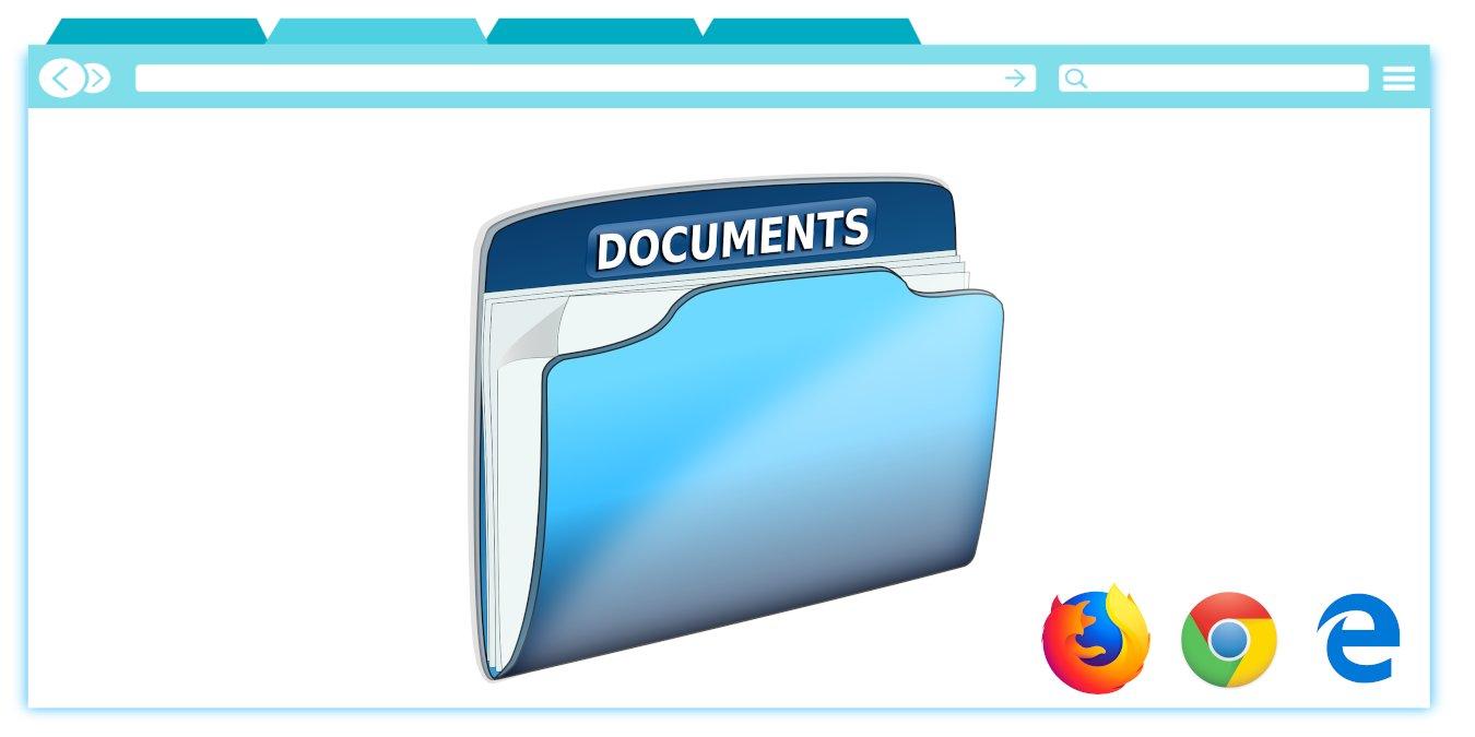 Cómo abrir archivos locales en su navegador en Windows