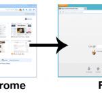 Abrir la pestaña actual de Chrome en Firefox con un atajo de teclado [Mac OS X]