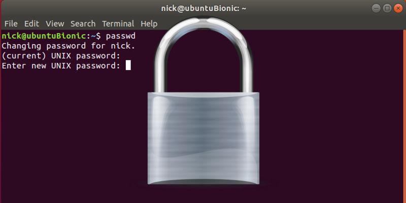 Cómo gestionar su contraseña de usuario desde el terminal en Linux