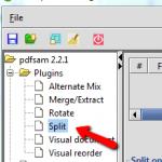 Cómo dividir archivos PDF en Windows
