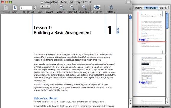 Dos lectores de PDF alternativos para Mac