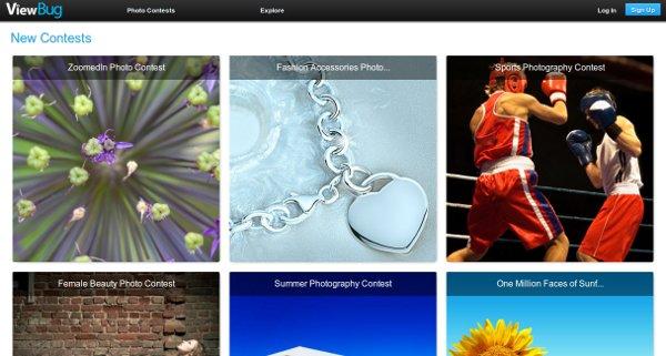4 grandes sitios para encontrar concursos de fotografía en los que participar