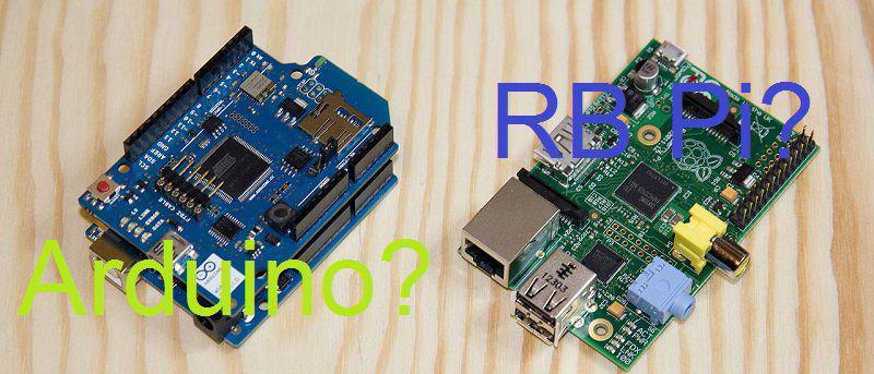 Arduino vs. Raspberry Pi: Los pros y los contras