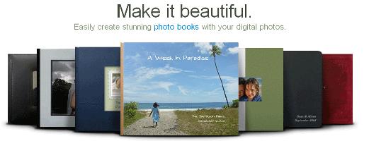 Cree y comparta su álbum de fotos al instante con Picaboo