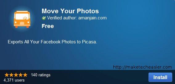 Cómo migrar imágenes de Facebook a Google Plus