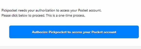 Cómo abrir enlaces desde su cuenta de Pocket en Google Chrome